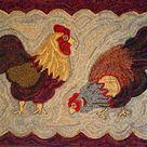 Chicken Pattern