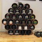 Shoe Rack Organization