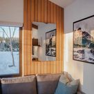 Tiny Home Living Room with Radiant Panel Showcase in Spruce Grove, AB. 35