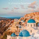 Santorini Griechenland • Unsere 12 Reisetipps für die Vulkaninsel