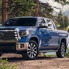 Available 2020 Toyota Tundra Interior and Exterior Color Options