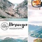 Norwegen Roadtrip – die perfekte 14 Tage Route für euren Urlaub