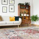 Kayoom Vloerkleed 'Indiana 500' kleur multicolor, 120 x 170cm