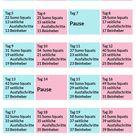Innenschenkel trainieren – 30 Tage Challenge