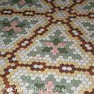 Hexagon Floor Tile