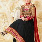 Kareena Kapoor Black lehenga dress
