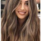 gorgeous hair color brunette dark