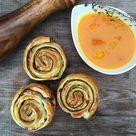 Zucchini Blätterteig Rosen   Lecker macht Süchtig