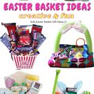 kids Easter Basket Gift Ideas