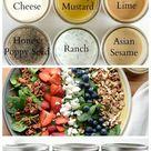 How to Make Homemade Salad Dressing 9 Easy Recipes