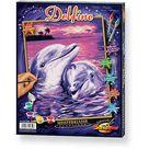Malen nach Zahlen - Delfine, Schipper