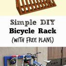 Hanging Bike Rack
