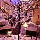 Enchanted Forest Centerpieces
