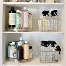 Organized Cleaning Supplies - Storage Solutions for your Products - Clean Mama