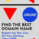 Get The Perfect Domain Name!
