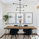 Dining Room Lighting Refresh with AllModern — Mountainside Home