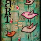 Art Journal Covers