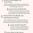 5 Reasons to Be Really Really Single