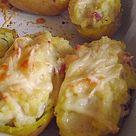 Gefüllte Ofenkartoffeln von chiara   Chefkoch