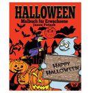 Halloween Malbuch fur Erwachsene (Paperback)