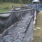 Homemade Water Slides