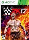 WWE 2K17 (Microsoft Xbox 360 2016)