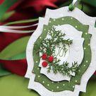 Christmas Tags Handmade