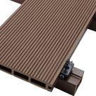HOME DELUXE Terrassendielen, 20 m², BxL: je 15x220 cm, 21 mm Stärke, (Set), inkl. Unterkonstruktion online kaufen | OTTO
