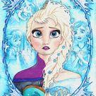 Elsa Coronation
