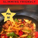 Slimming Friendly Salt & Pepper Chicken & Chips
