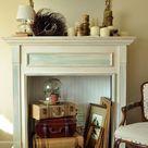 15 Stunning DIY Fake Fireplace Ideas to Make Now!