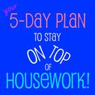House Cleaning Schedules