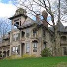 Creepy Old Houses