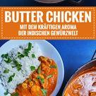 Winner Winner, Chicken Dinner! - Aromatisches Butter Chicken mit Reis - Knabberkult