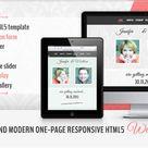 Save the Date - HTML5 Wedding Invitation
