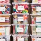 A Martha Stewart Editor's Meticulously Organized Office