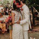 Elin & Oliver's 'Mexican Vibes' Destination Wedding in Spain   nouba.com.au