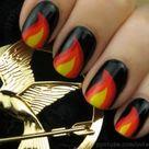 Hunger Games Nails