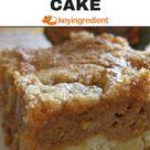 Pumpkin Pie Cake Recipe