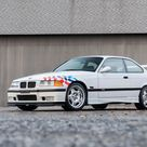 1995 BMW M3 Lightweight Would Make One M Thusiast Very Happy   Carscoops