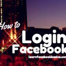 Facebook Login   How To Create A New Facebook Account - Login Fb