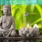Feng Shui   So wird dein Wohnzimmer zur Wohlfühloase   LSLB Magazin