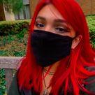 fairycore red hair