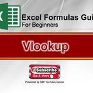 Vlookup in Excel   SMF Official