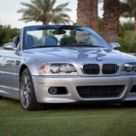 37k Mile 2001 BMW M3 Convertible 6 Speed