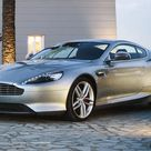 2013 Aston Martin DB9. Possibly the best looking Aston ever