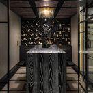 Luxury Wine Room   Amy Storm & Company