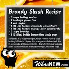 Slush Recipes