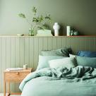 Trendfarbe im Schlafzimmer   Schlafzimmer Inspiration   Schlafzimmer Wandfarbe
