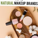 Top 10 Natural makeup brands | Castle And Beauty